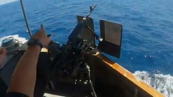 US Navy wards off Iranian speedboat after unsafe, unprofessional interaction