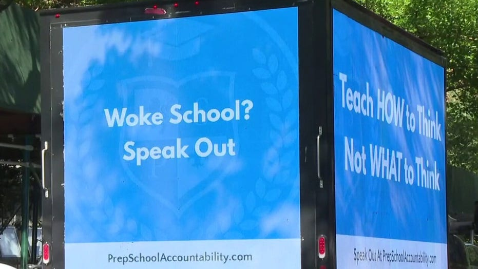 Kilmeade on NYC parents' anti-'woke' billboards: Does this happen without COVID-19?