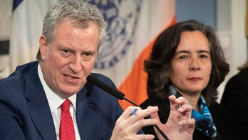 NYC health commissioner resigns amid tensions over de Blasio's handling of COVID-19
