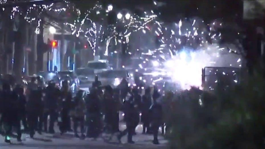 Portland Mayor Ted Wheeler pledges to 'push back harder' against Antifa after New Year's Eve riot
