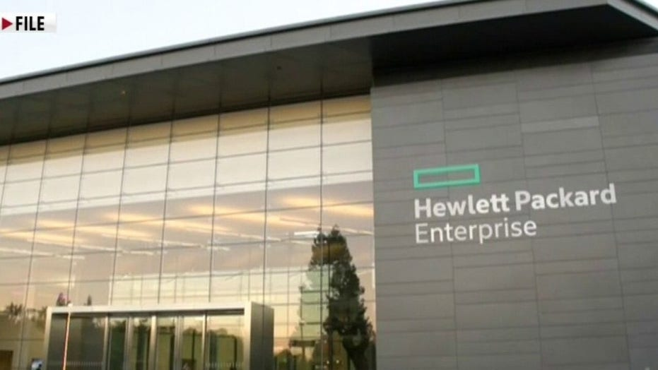 Hewlett-Packard becomes latest company to leave California