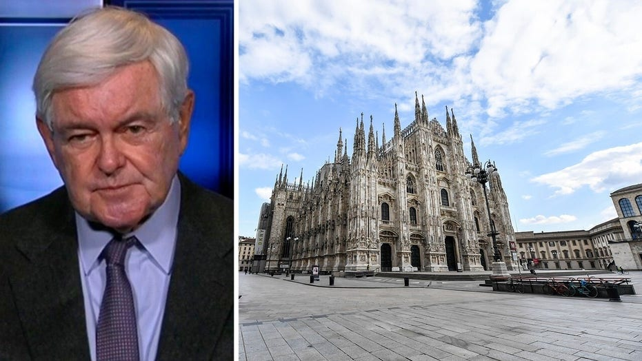 Newt Gingrich on lessons learned from Italy's coronavirus spread
