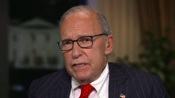 Kudlow: Biden's economic plan would crush middle class, cost millions of jobs over next decade