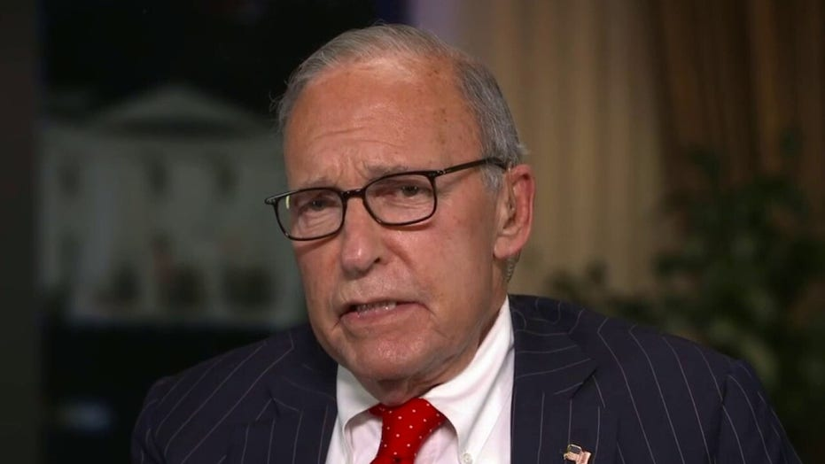 Kudlow: Biden's economic plan would crush middle class, 향후 10 년 동안 수백만 개의 일자리 비용