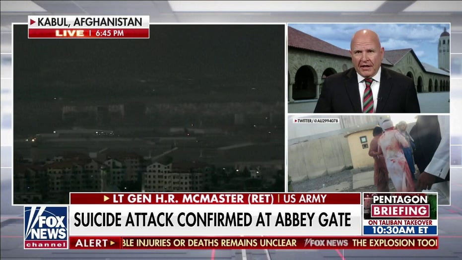 Republicans slam Biden after suicide attack at Kabul airport: 'Blood on his hands'