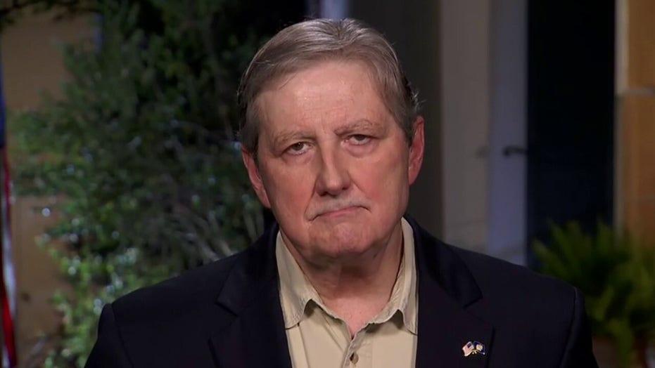 Sen. John Kennedy says Congress must focus on saving lives and livelihoods