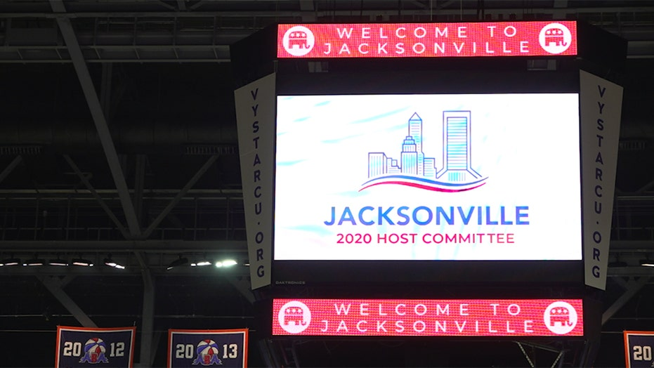 Jacksonville prepares to co-host Republican National Convention