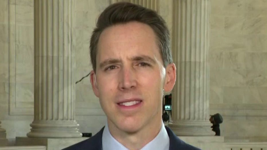 Hawley: Joe Biden has questions to answer about federal probe into Hunter
