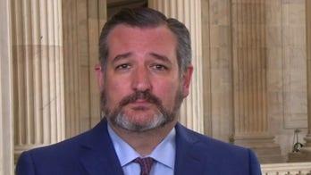 Sen. Cruz slams violent riots, looting and calls for peaceful protests
