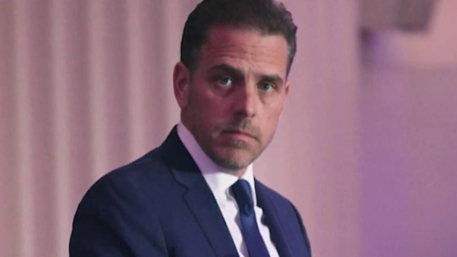 Jason Chaffetz: Hunter Biden's art scam – with his work selling for $500K, we need to know who's buying