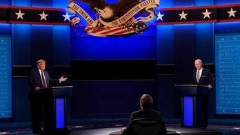 Trump, Biden debate law and order in Cleveland