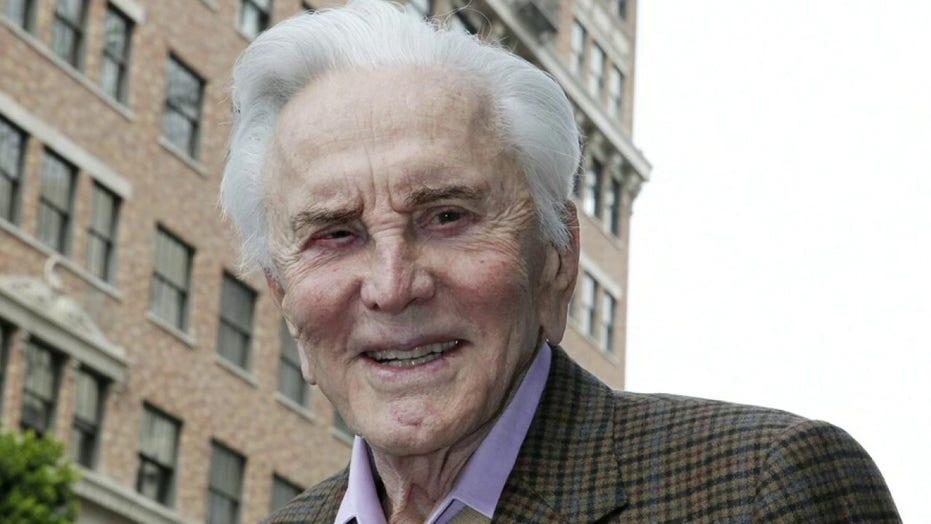 Actor Kirk Douglas dies at the age of 103