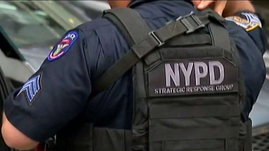 NYPD officers gifted with care packages, handwritten 'thank you' letters