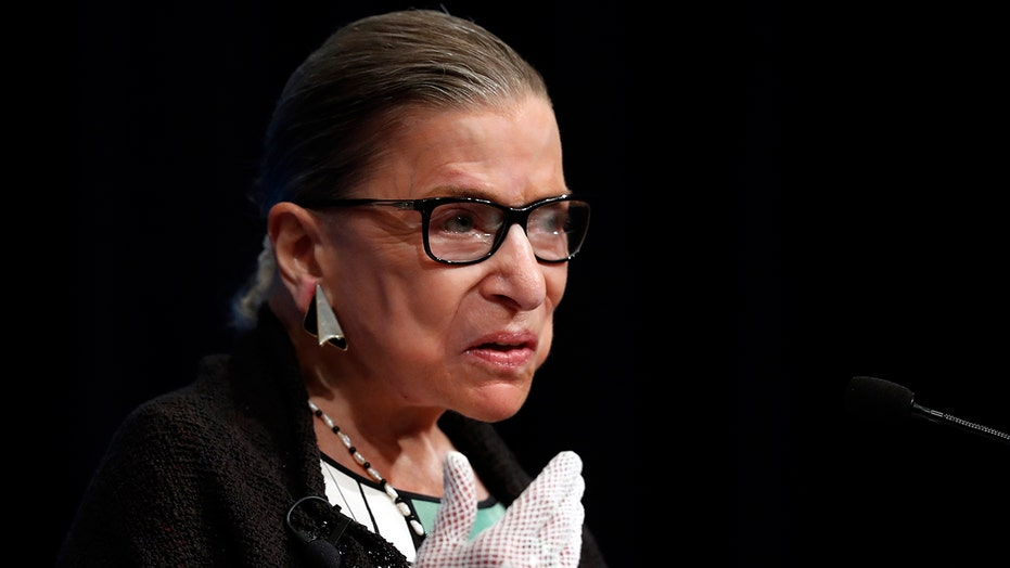 Bret Baier: Justice Ginsburg was a force, transformative figure for the Supreme Court