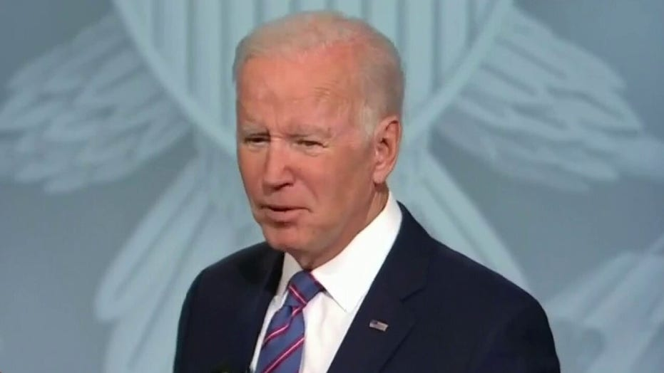 Biden now blames longshoremen, has trapped himself in a 'green' box as inflation spikes: 'The Five'