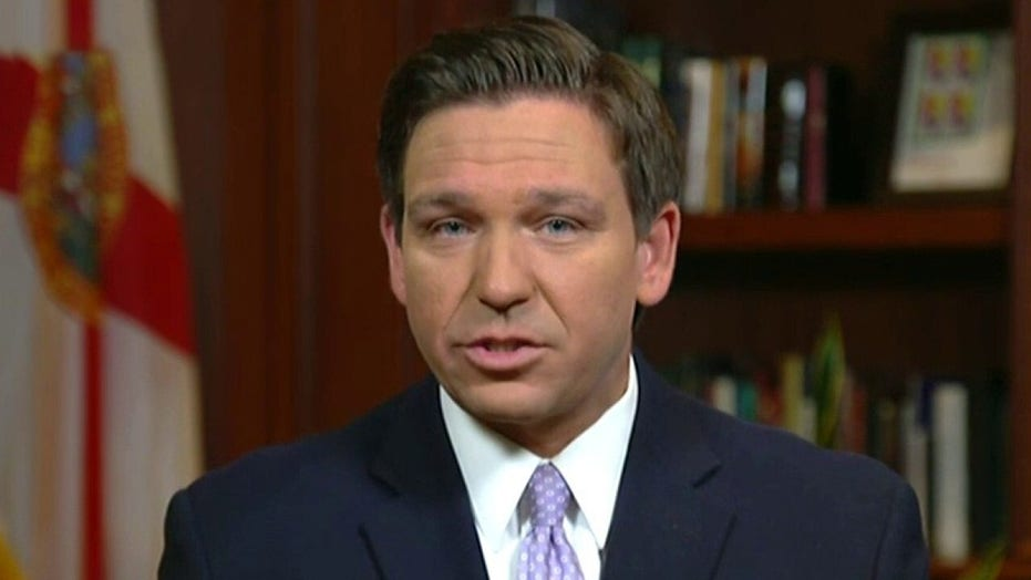 DeSantis rips '60 Minutes' for selectively edited 'hit job': 'Ambulance chasers with a microphone'