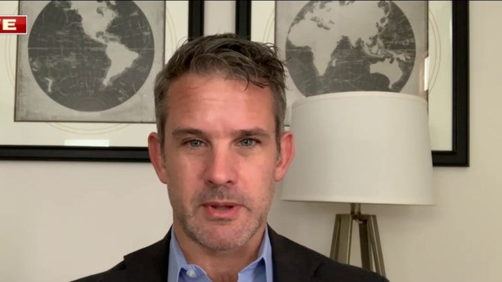 Rep. Kinzinger: Biden admin must be 'clear-eyed' on relationship with China