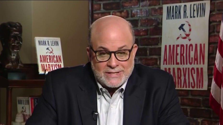 Biden's Afghan 'Alamo': Mark Levin says Democrat 'blew up half a century of US national security'