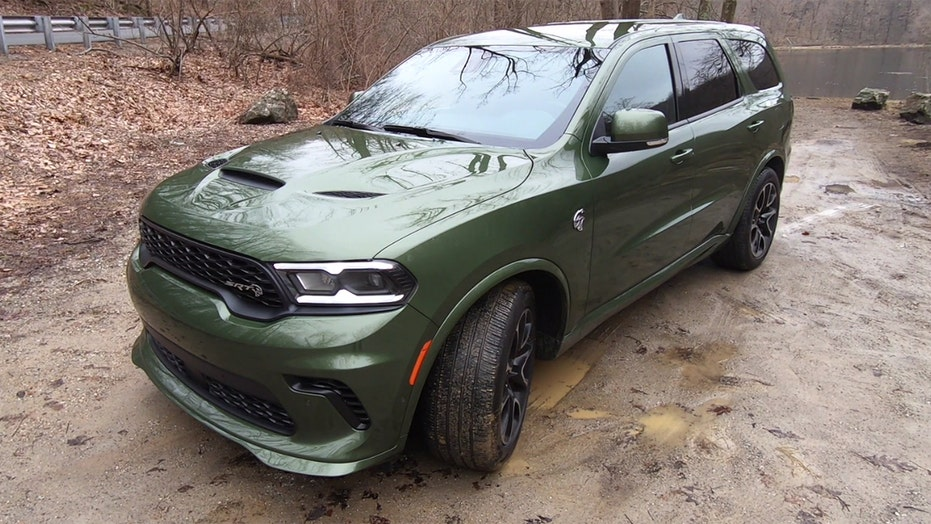 Power up: 2021 Dodge Durango SRT Hellcat muscle SUV production increased 50%