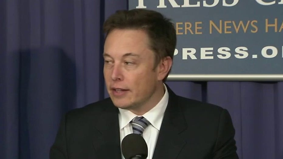 Tesla CEO slams California Gov. Newsom over stay-at-home order