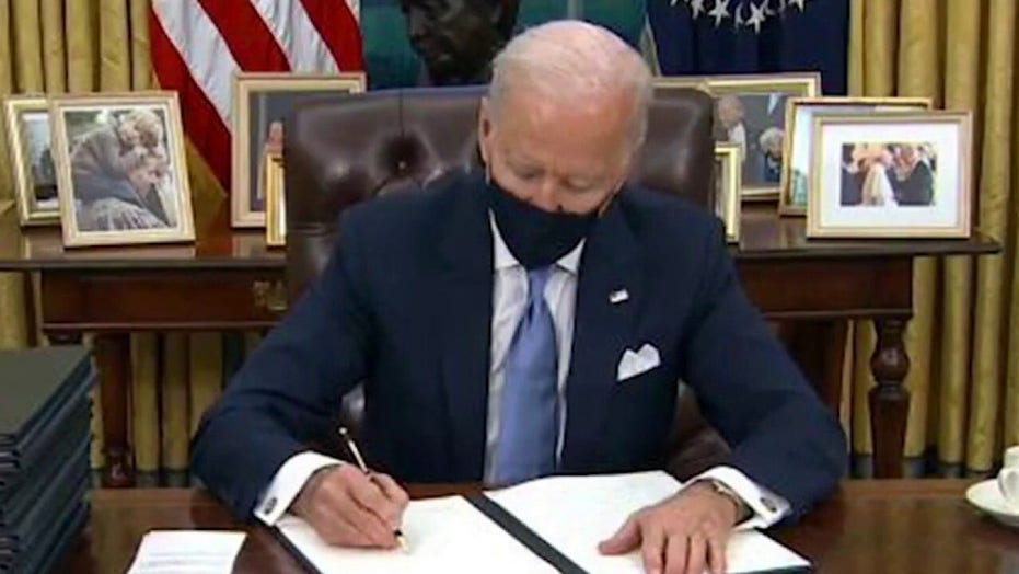 Parents react to Biden planning executive order on reopening schools
