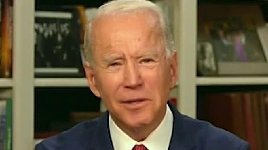 Joe Biden says he has a plan to save America from the coronavirus