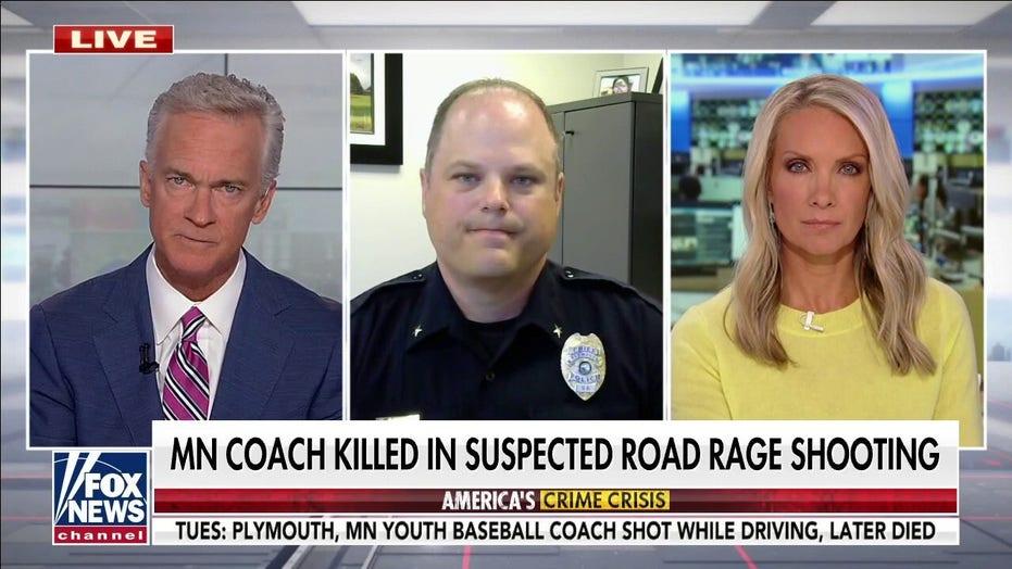 Youth baseball coach killed in road rage shooting: MN police chief decries 'tragic, senseless' violence