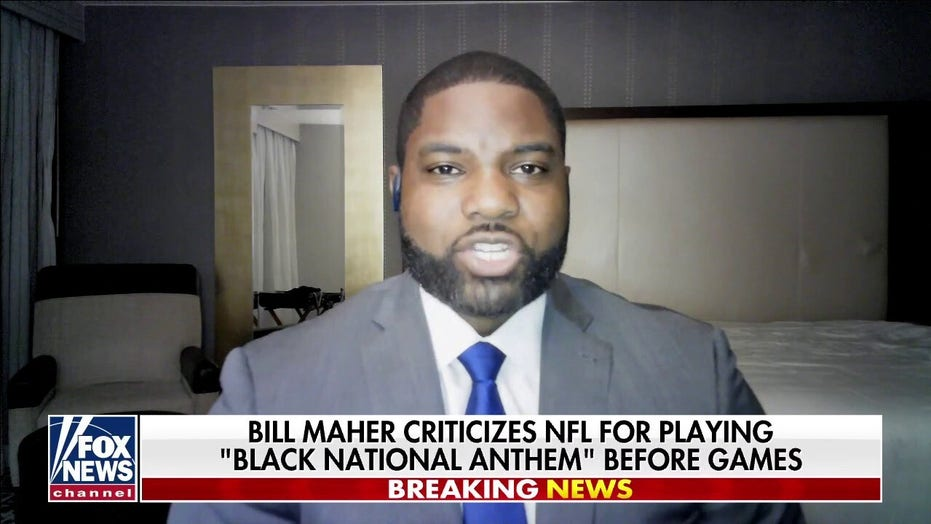 Rep. Donalds on 'Hannity': Bill Maher is right, there should be one national anthem before NFL games