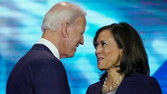 Ben Shapiro: Biden's choice of deeply radical Kamala Harris is an awful vice presidential pick