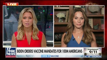 Dr. Saphier: Biden's 'obvious disdain' for the unvaccinated is undermining vaccine confidence