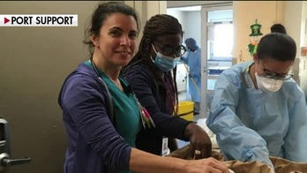 Supporting the front line: Americans raise thousands to feed health care workers