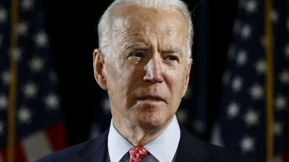 If Joe Biden wins who's in charge of the White House?