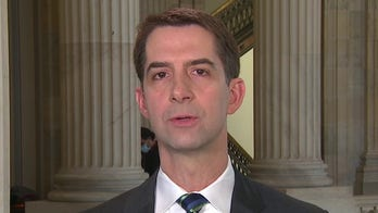 Tom Cotton slams top Biden Pentagon nominee for 'vicious' tweets, 'weak' Israel, Iran policies