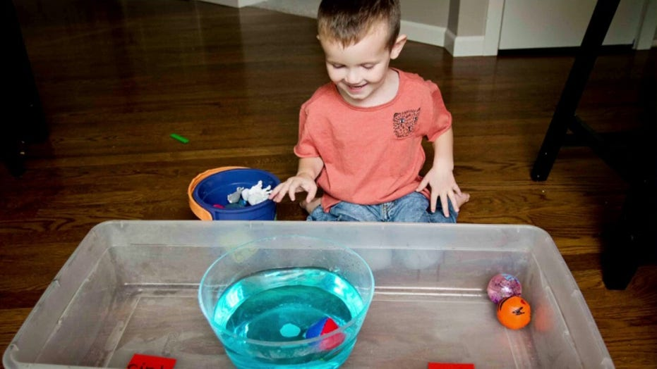 'Home From School' series: Keeping kids busy
