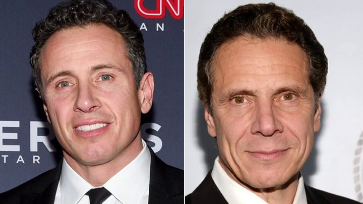 Joe Concha calls out 'boys club' CNN after Chris Cuomo addresses brother's scandal