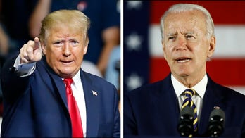 Biden and DNC outraise Trump and RNC during blockbuster fundraising month