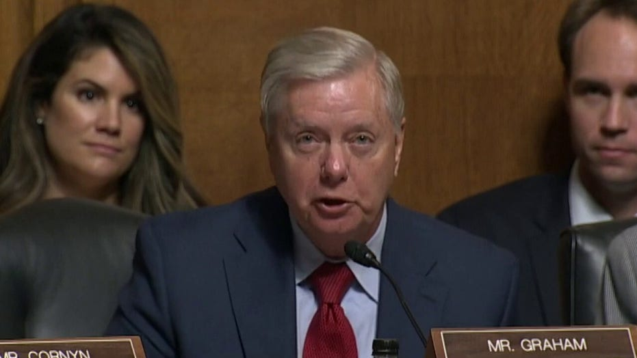Sen. Lindsey Graham: Border patrol is under siege