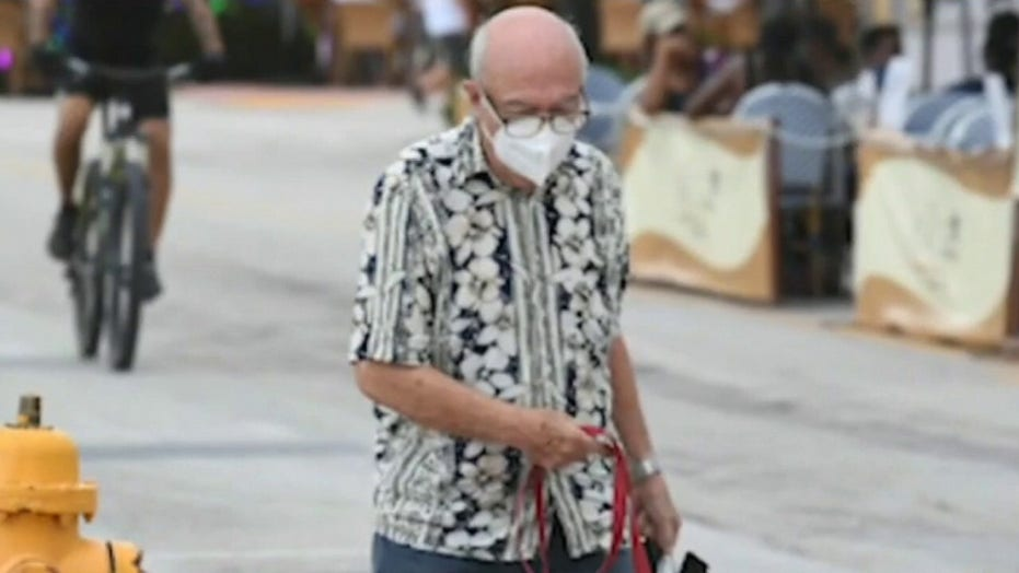 Coronavirus hospitalizations tumble among US seniors