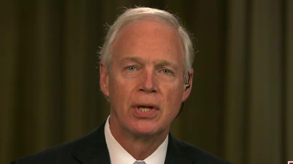 Sen. Johnson on Hunter Biden allegations: 'This is a mess'