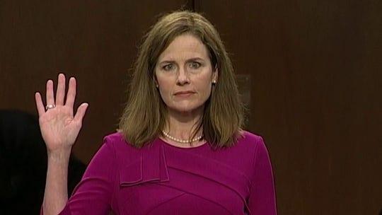 Arizona & Texas Govs. Ducey and Abbott: Barrett deserves quick Senate confirmation to Supreme Court