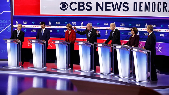 2020 Democrats fight for black voters on South Carolina debate stage