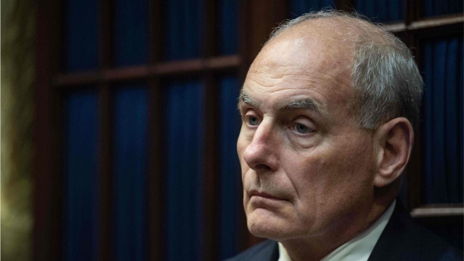 John Kelly: Where is he now?