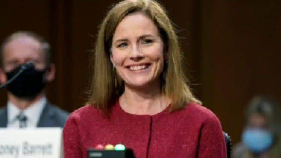 Senate panel resumes confirmation hearing for Supreme Court nominee Judge Amy Coney Barrett