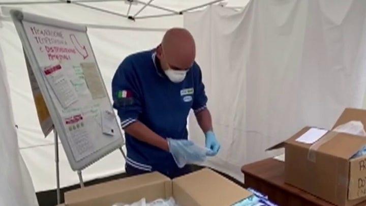 Italy begins lifting lockdown restrictions
