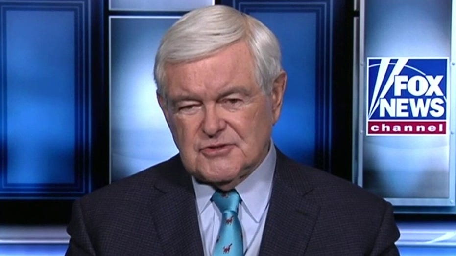Newt Gingrich: My advice to the president is: focus on the American people, don't pay attention to Pelosi