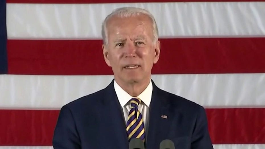 Biden remains strong in polls despite lack of in-person events