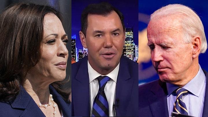 Joe Concha: Democrats don't like when the media asks fair questions