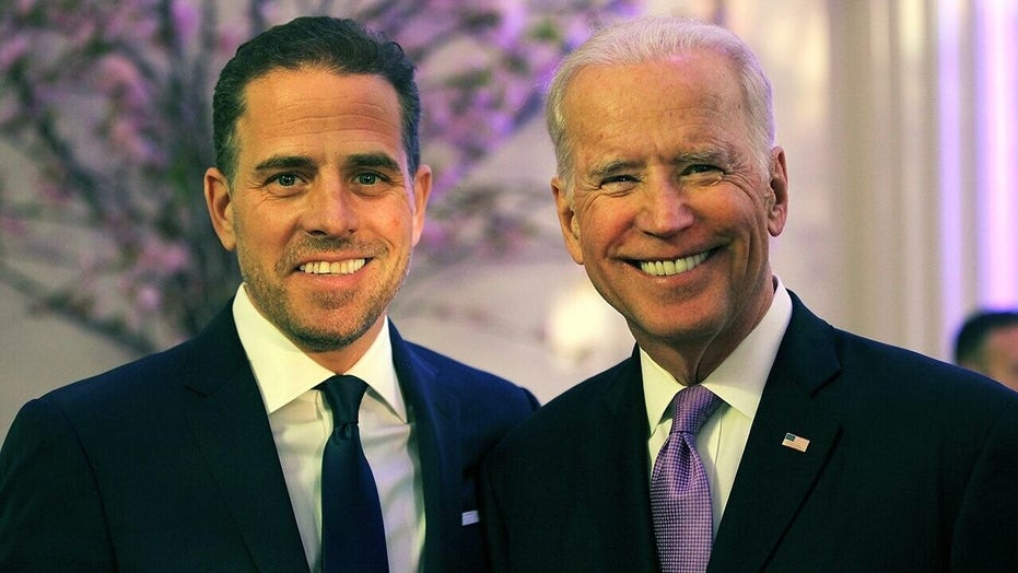 Hiding Hunter Biden laying low in LA, starting art career with shady dealer