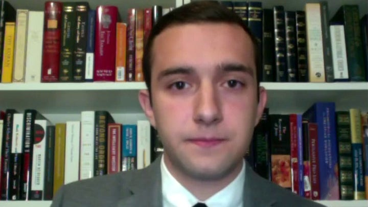 Rutgers University student on chancellor apologizing after speaking out against rise in antisemitism