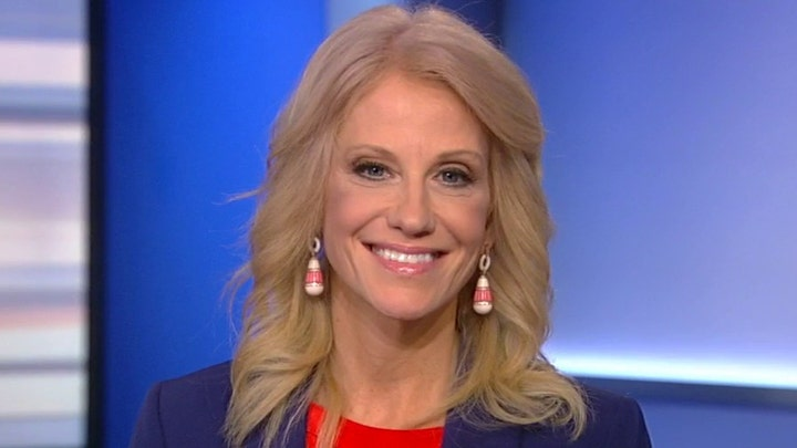 Kellyanne Conway: If you disagree with the president's policies, run for president